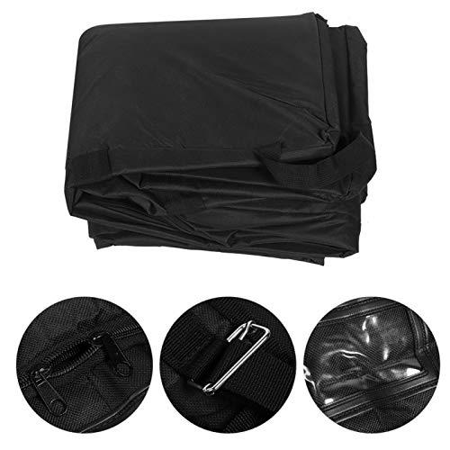 Dustproof Car Seat Travel Bag Car Seat Backpack Backpack Padded Car Seat Carrier Bag for Baby
