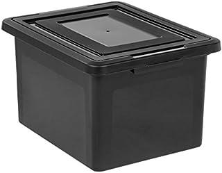 Legal Storage File Boxes | Amazon com