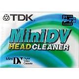 TDK miniDV Head Cleaner - Cinta de Audio/Video