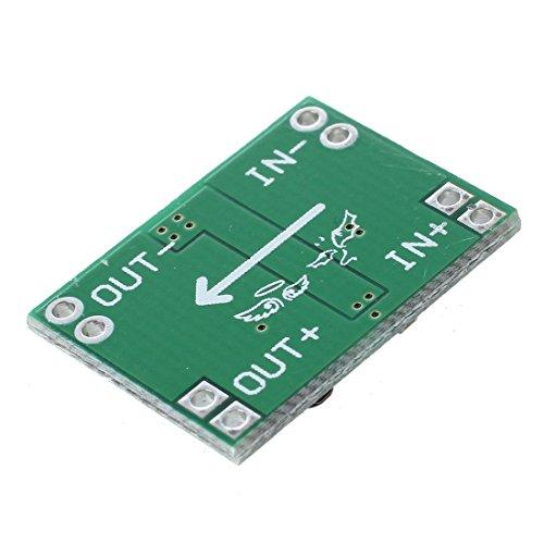 『SODIAL(R) 5件ミニDC-DCコンバータステップダウンモジュール調整可能電源出力0.8-20V』の5枚目の画像