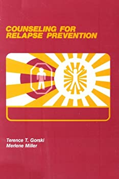 Counseling for Relapse Prevention 0830903674 Book Cover