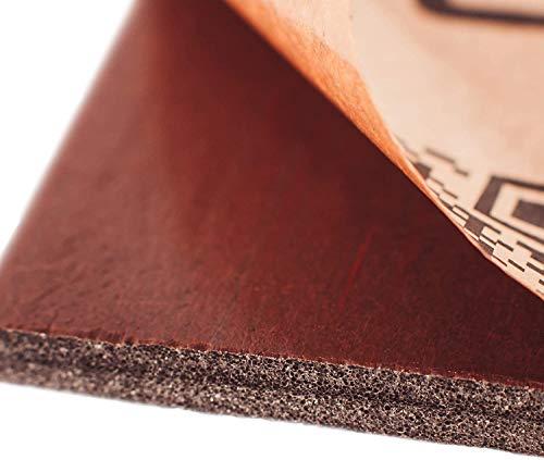 Noico Rosso 8 mm 1.9 mq l'isolante acustico e termico per auto
