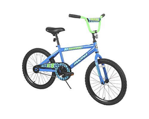 "Dynacraft Magna Powerslide 20"" Bike, Blue"