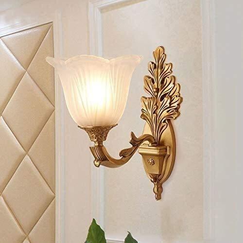YUMUO Pared escono iluminación accesorio dormitorio led led lámpara de pared sala de estar sala de estar espejo faros faros luces de pared