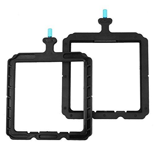 Fotga 2pcs 4X4 Lens Filter Holders Trays for DP3000 Series Matte Box Mattebox