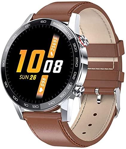 GPWDSN Bluetooth Smart Watch Hombre IP67 Impermeable Sport Smartwatch Mujer Bidireccional Anti-Lost Recordatorio Compatible