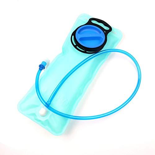 RONGJJ Poche Hydratation, Portable 2 litres Poche a Eau Sacs à Dos d'hydratation Sacs Poche Hydratation, Réservoir d'eau de Sport pour Sac, A