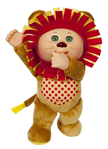 Cabbage Patch Kids Austin Lion Zoo Cutie 22,9 cm