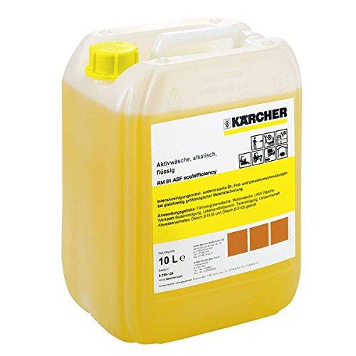 Aktivreiniger, alkalisch RM 81 ASF eco!efficiency, NTA-free 10 l Kärcher 6.295-643.0