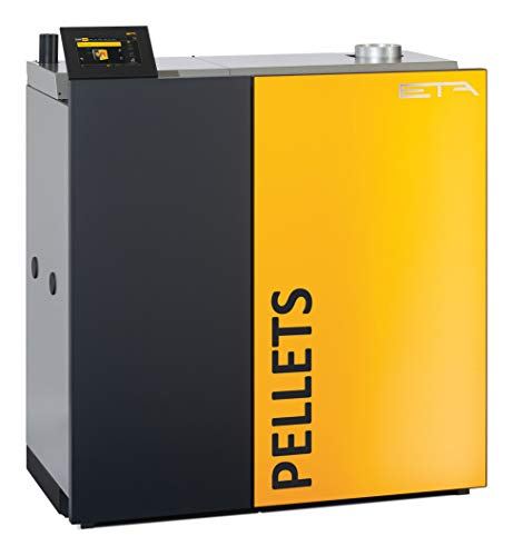 ETA Pelletkessel PU 15 PelletsUnit 14,9 kW Pelletheizung Touchscreen Regelung Bafa förderfähig
