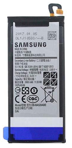 Akku für Samsung Galaxy A5 (2017) - Ersatzakku Li-Ion mit 3000mAh - Samsung Original-Zubehör inkl. Displaypad