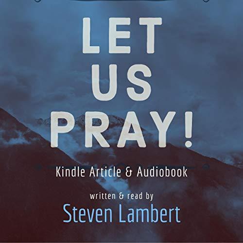 Let Us Pray audiobook cover art