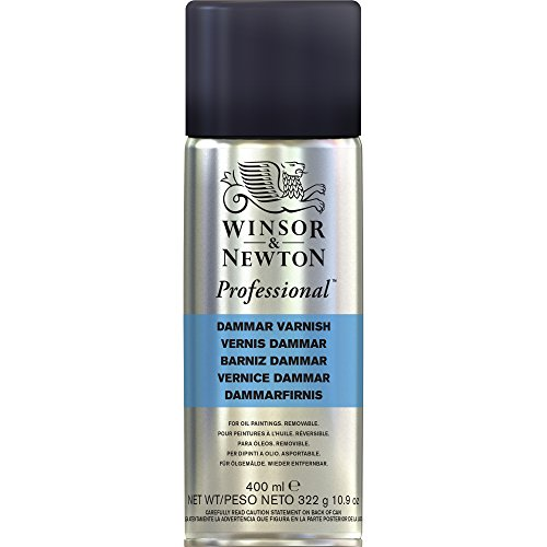 Winsor & Newton Dammar Firnis, 400 ml Spray