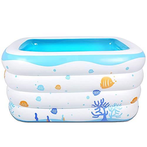 Relaxbx dikker baby zwembad kind peuter familie opblaasbare bad vat