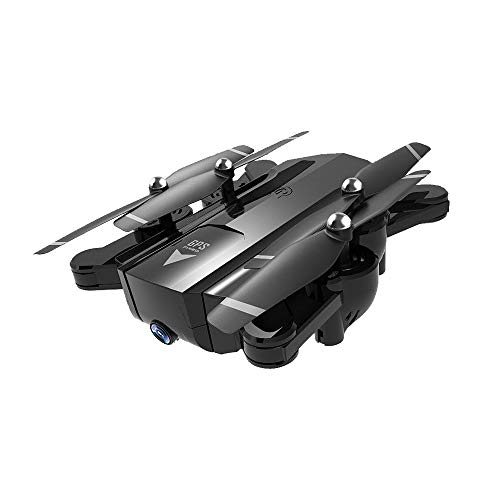 MEETGG Drohne mit Kamera, Drohne X Pro 2019 4k Akku Ersatzteile Faltbar GPS Jahren Mini GPS Profi Live ü bertragung GPS Follow Me Kinder Mit Kamera