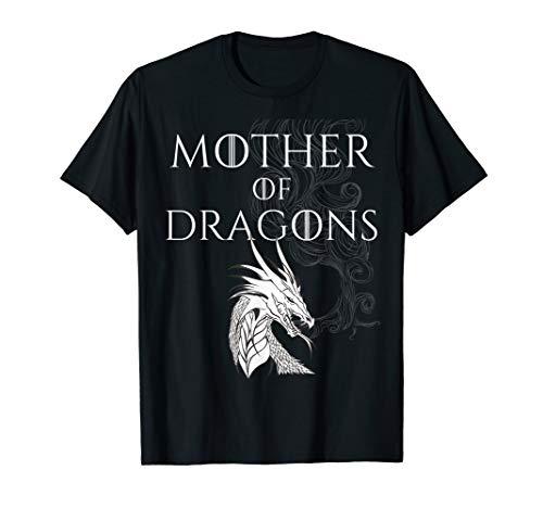 Mutter der Drachen Fun Smoky T-Shirt