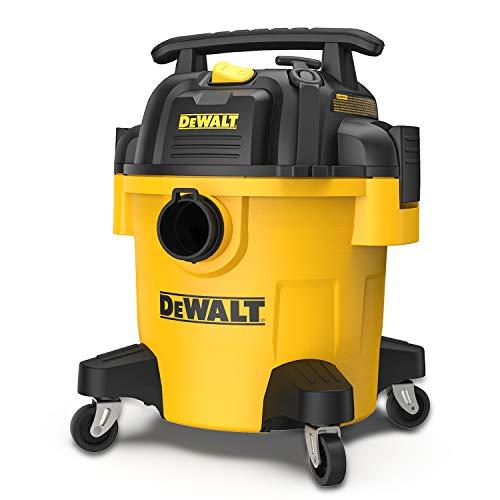 DEWALT DXV05P 5Gallon Poly Wet/Dry, 4 Peak HP Shop...
