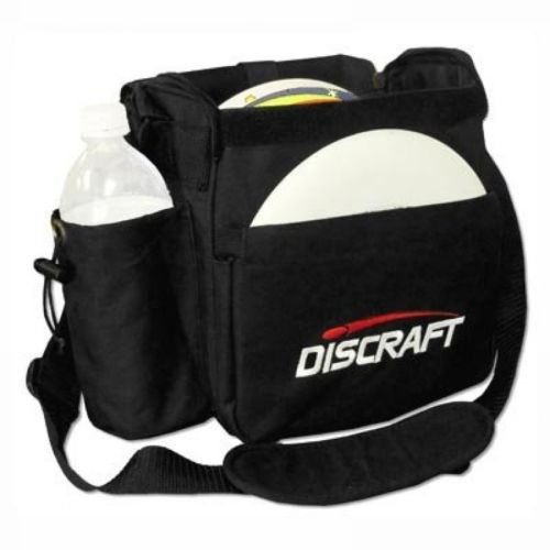 Discraft Weekender Disc Golf Bag, Black, Sports, New