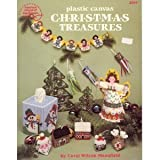 Plastic Canvas Christmas Treasures (3044)
