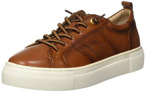 bugatti Damen 411883014100 Sneaker, Braun (Cognac 6300), 39 EU