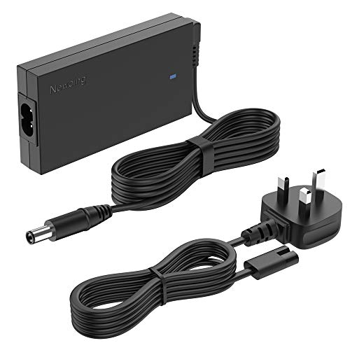 65W Laptop Charger for Dell Latitude 3190 5300 5400 5480 5490 5488 5495 7290 7300 7380 7400 7490 D630 E5470 E5430 E7450 E6440 Newding Slim Power Adapter for inspiron 1545 3470 5280 5290 (7.4 * 5.0mm)