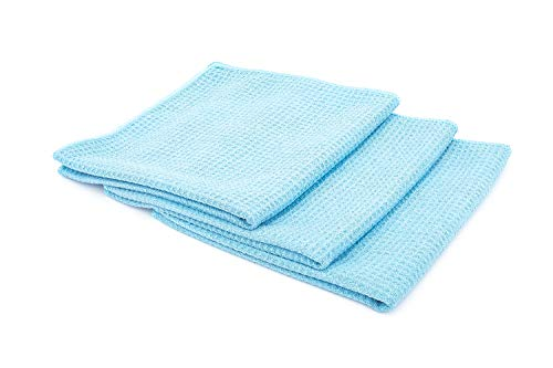 The Rag Company Glass Towels 370 GSM 16x16in