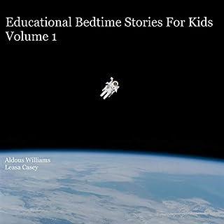 Educational Bedtime Stories For Kids: Volume 1 audiobook cover art