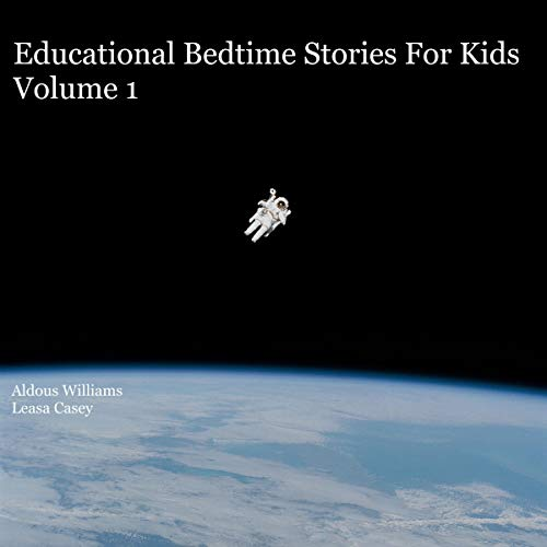 Educational Bedtime Stories For Kids: Volume 1 cover art