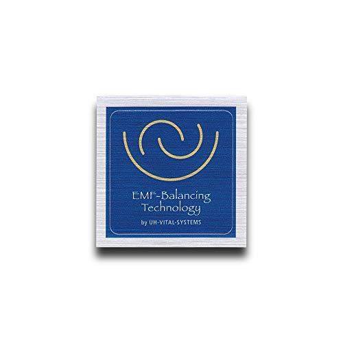 EMF Balancing handy Aufkleber – Elektrosmog Abschirmung – 5G Strahlenschutz - Keine Beeinträchtigung der Sendeleistung - Made in DE
