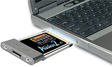 Creative Labs PCMCIA Sound Blaster Audigy 2 ZS Notebook ( 70SB053000012 )