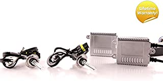 DDM Tuning Ultra 35W Canbus HID kit, Slim AC Ballasts w/Hi-Output Bulbs, H7, 5500K-FBA