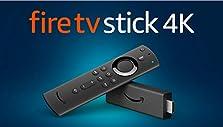 Fire TV Stick 4K Ultra HD mit Alexa-Sprachfernbedienung©Amazon