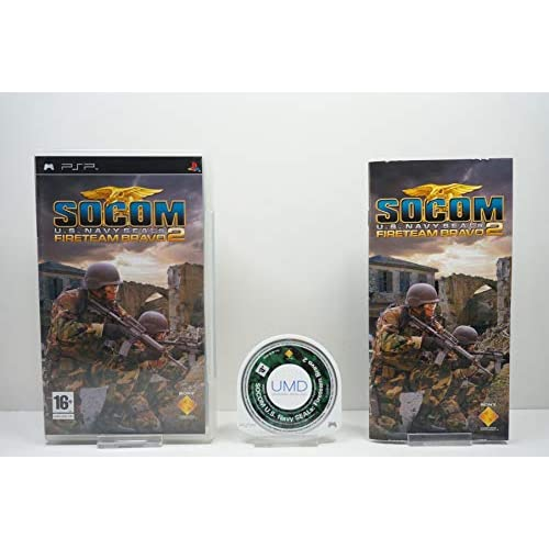SOCOM Fire Team Bravo 2 (PSP) [Edizione: Regno Unito]