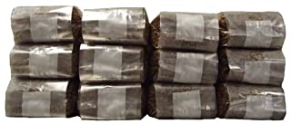 Twelve 1 Pound Grow Bags of Sterilized Rye Berries