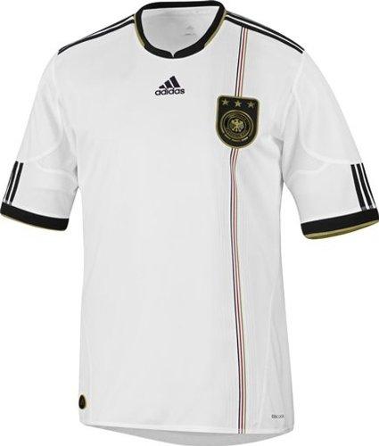 adidas Trikot Fußball Equipe Deutschland DFB Home weiß/schwarz XX-Large weiß/schwarz