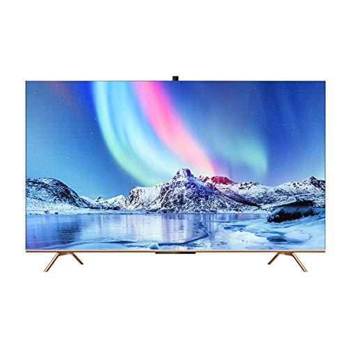 TV LCD A Colori di Rete, Smart Fernseher 4K Ad Altissima Definizione Fotocamera Cloud Eye AI, Protezione Ottica Anti-Luce Blu, HDR High Dynamic, MEMC Anti-Shake