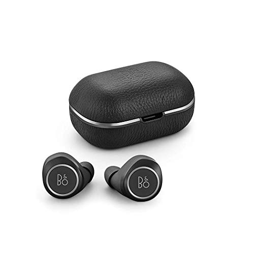 Bang & Olufsen Beoplay E8 2.0 True Wireless Earphones Qi Charging, Black, One Size - 1646100