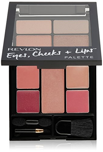 Revlon Eyes, Cheeks + Lips Pallet, Romantic Nudes