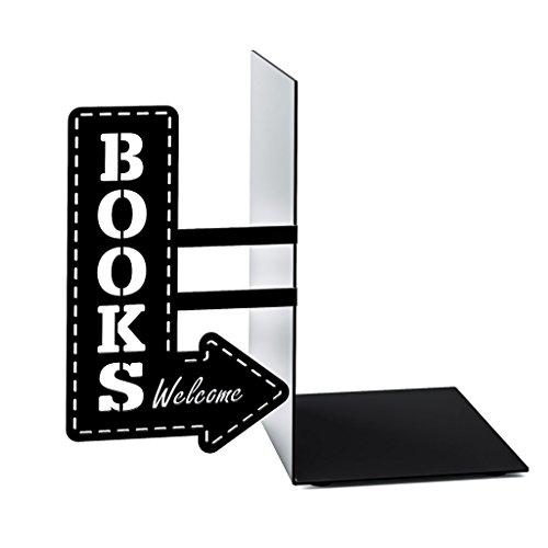 balvi-BookshopBuchstützeausMetall.