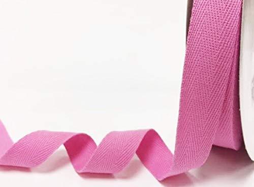 Cinta de espiga, 25 mm x 2 m, color rosa