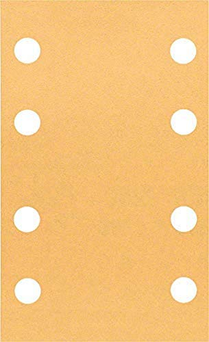 Bosch Professional Schleifblatt für Schwingschleifer Holz und Farbe Best for Wood an Paint (10 Stück, Körnung 240, C470)