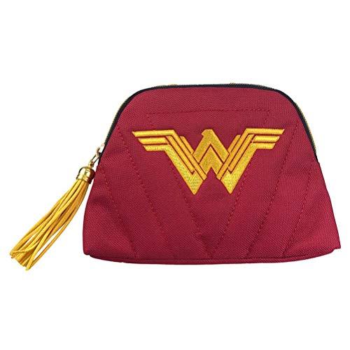 Groovy Justice League Cosmetic Bag Wonder Woman Bags