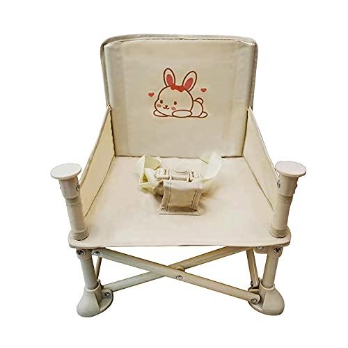 Silla de mochila plegable portátil de camping portátil para niños, silla plegable...