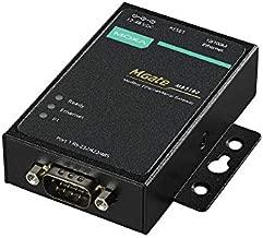 Moxa MGate MB3180: 1 Port RS-232/422/485 Modbus TCP to Serial Communication Gateway