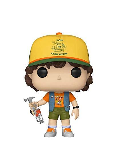 Popsplanet Funko Pop! Television – Stranger Things – Dustin (Vest) Exclusive to Special Edition #828