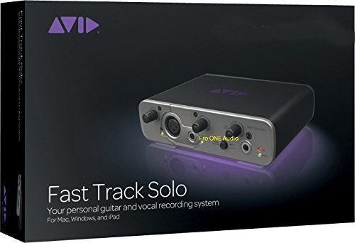 Avid Fast Track Solo (Interface Only)