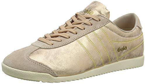 Gola Cla968, Zapatillas para Mujer, Rosa (Blush Pink/Gold KY), 37 EU