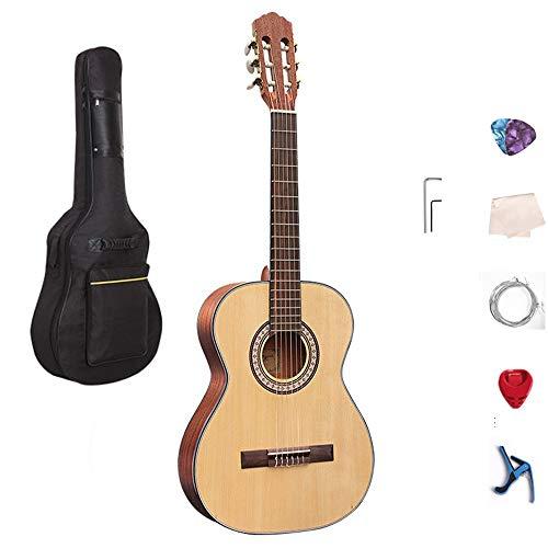 Boll-ATur Guitarra acústica clásica for niños de 36