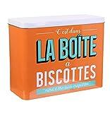 Boite de conservation La boite à biscottes