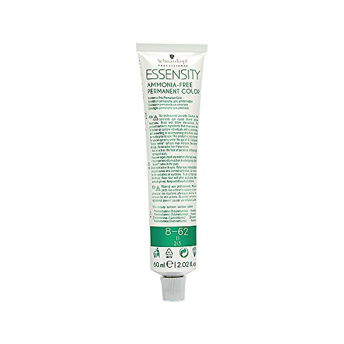 Schwarzkopf Professional Essensity Permanent Color Ammonia Free 6-62 - 60 ml